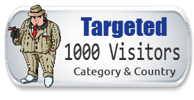 1,000 Targeted Visitors + 1,000 Free Today Only!!
