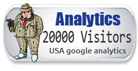 20,000 Premium USA Google Analytics Traffic